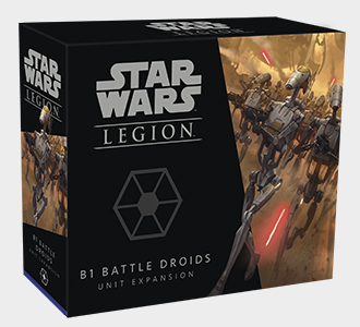 Star Wars Legion: B1 Battle Droids Unit- EN