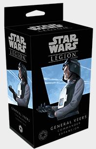 Star Wars Legion: General Veers Commander