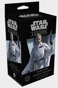 Star Wars Legion: Director Orson Krennic Commander