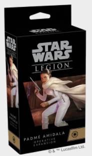 Star Wars Legion: Star Wars legion: Padme Amidala Operative Expansion