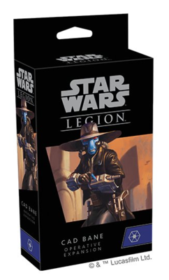 Star Wars Legion: Cad Bane Operative Expansion EN