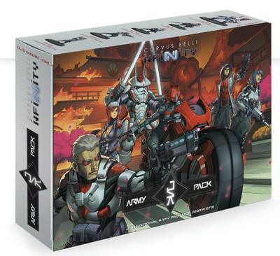 JSA Army Pack