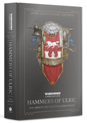HAMMERS OF ULRIC (20TH ANN. ENG)