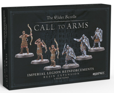 Elder Scrolls: Call to Arms - Imperial Legion Reinforcements.