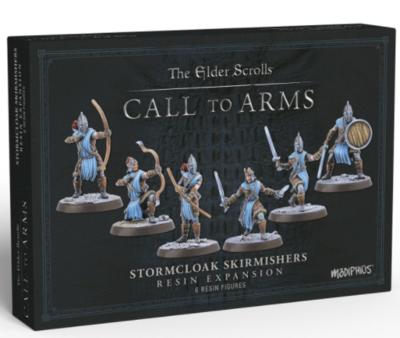 Elder Scrolls Call To Arms Stormcloak Skirmishers