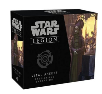 Star Wars Legion: Vital Assets Battlefield Expansion - EN