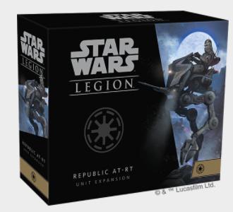 Star Wars Legion: Republic AT-RT Unit Expansion