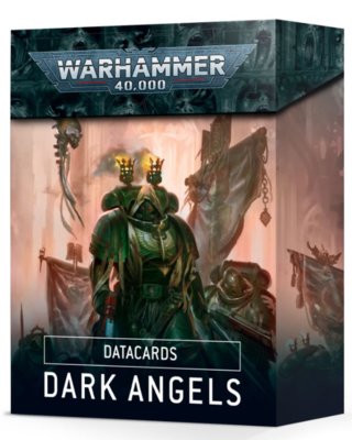 DATACARDS: DARK ANGELS (ENGLISH)