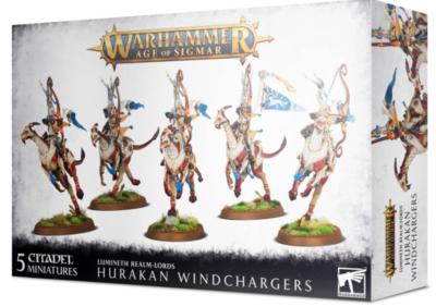 LUMINETH R-LORDS: HURAKAN WINDCHARGERS