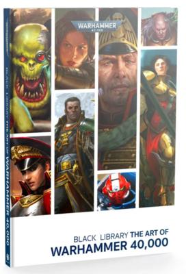 The Art of Warhammer 40.000 (HB)