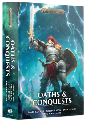 OATHS AND CONQUESTS (HB)