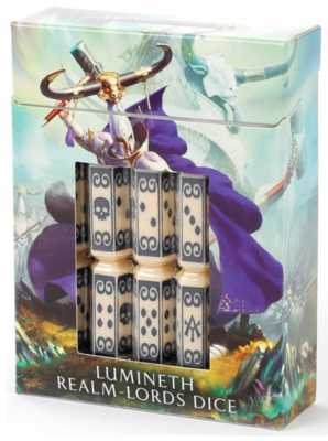 LUMINETH REALM-LORDS DICE