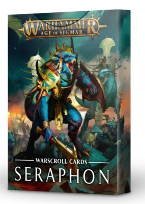 WARSCROLLS: SERAPHON (ENG)