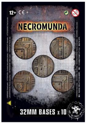 Necromunda Bases 32mm