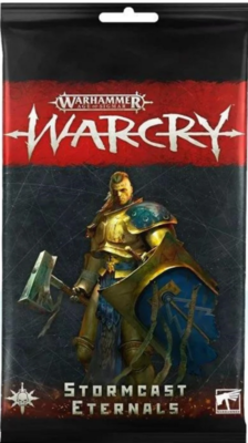 WARCRY: STORMCAST ETERNALS CARD PACK