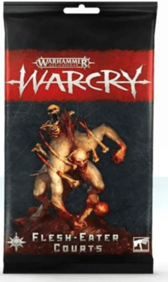 WARCRY: FLESH-EATER COURTS CARD PACK