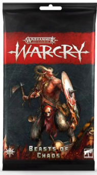WARCRY: Beast of Chaos Cards