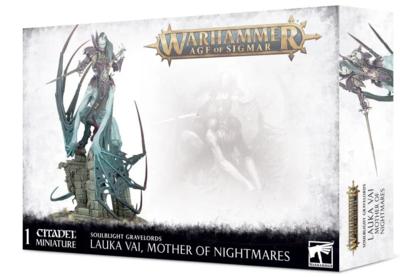 LAUKA VAI MOTHER OF NIGHTMARES