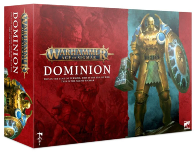 AGE OF SIGMAR: DOMINION (ENG)