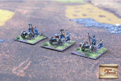 By Fire and Sword: Swedish Light Artillery