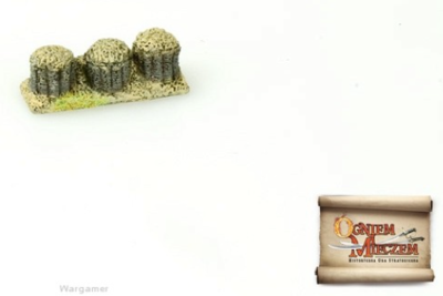 By Fire and Sword: Infantry field earthworks 2