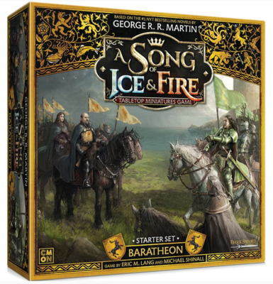 A Song Of Ice And Fire - Baratheon Starter Set - EN