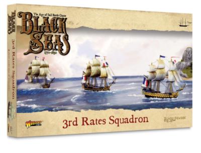 Black Seas: 3rd Rates Squadron (1770 - 1830) - EN