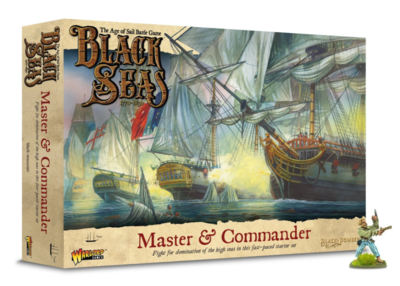 Black Seas: Master & Commander starter set - EN