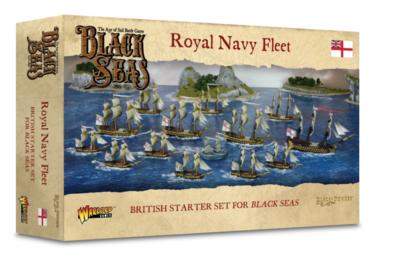 Black Seas: Royal Navy Fleet (1770 - 1830) - EN