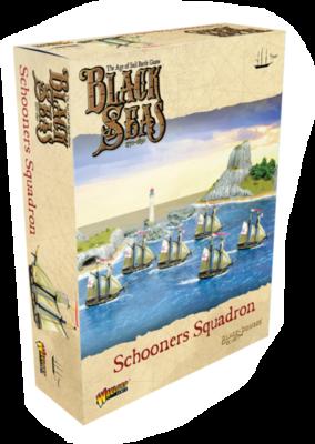 Black Seas: Schooners Squadron - EN