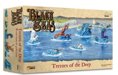 Black Seas: Terrors of the Deep - EN