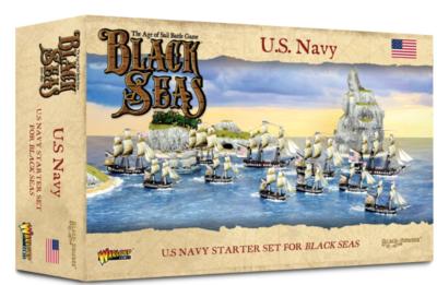Black Seas: U.S. Navy (1770 - 1830) - EN