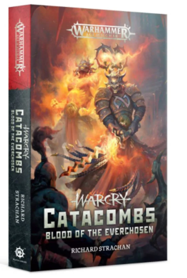 Warcry Catacombs: Blood of the Everchosen (ENG PB)