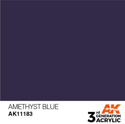 Amethyst Blue 17ml