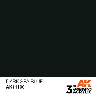 Dark Sea Blue 17ml