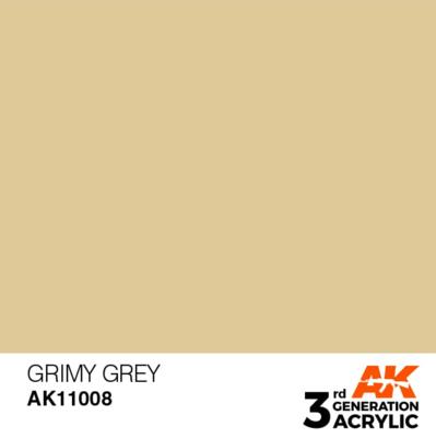 Grimy Grey 17ml
