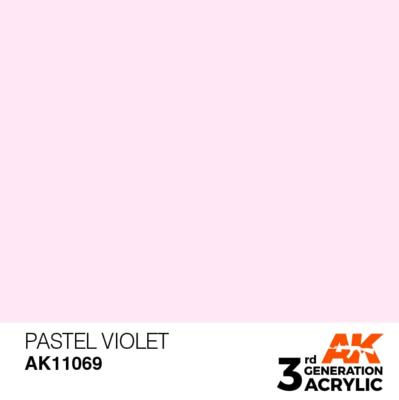 Pastel Violet 17ml
