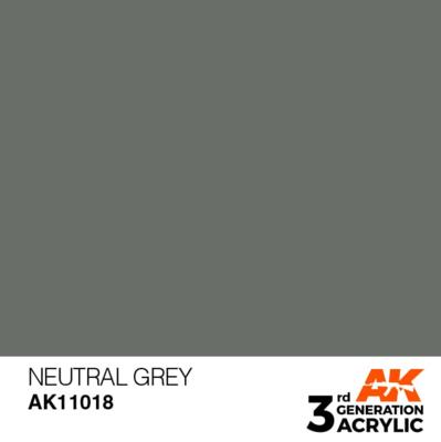 Neutral Grey 17ml