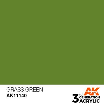 Grass Green 17ml