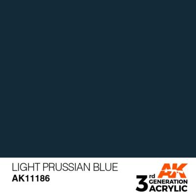Light Prussian Blue 17ml