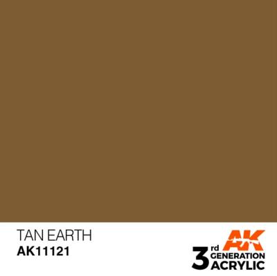 Tan Earth 17ml