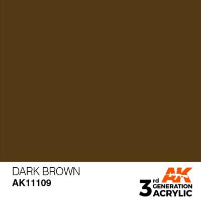 Dark Brown 17ml