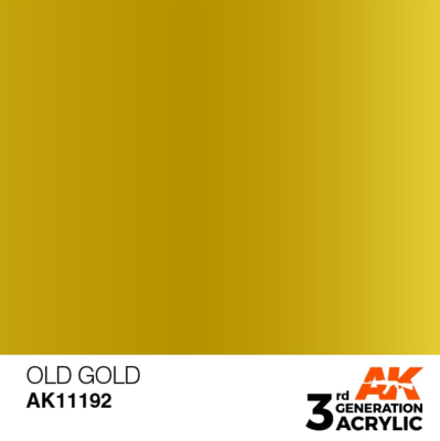 Old Gold 17ml