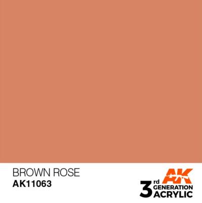 Brown Rose 17ml