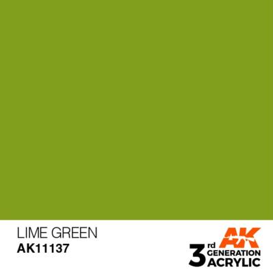 Lime Green 17ml