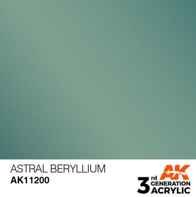 Astral Beryllium 17ml