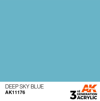 Deep Sky Blue 17ml