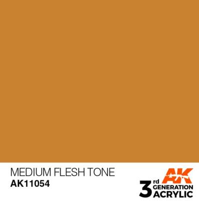 Medium Flesh Tone 17ml