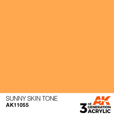 Sunny Skin Tone 17ml