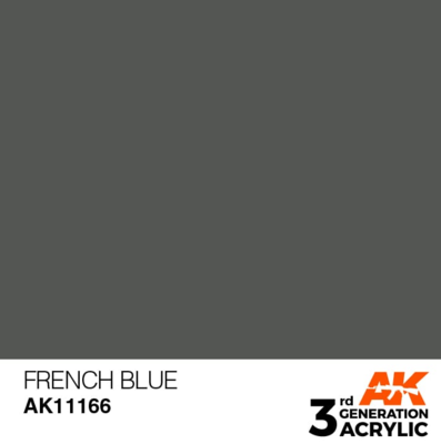 French Blue 17ml